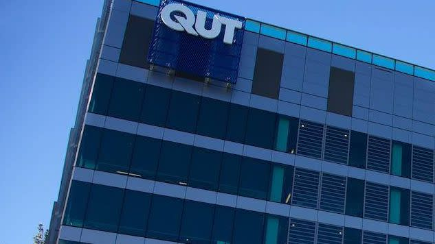 Seven staff and students of Brisbane's QUT campus have found themselves in the centre of the $250,000 racism claim. Photo: Facebook