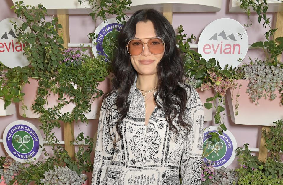 Jessie J is still experiencing throat problems. (Photo by David M. Benett/Dave Benett/Getty Images for evian)