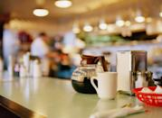 <p>Richmond, VA residents can't leave their diner tab to luck thanks to a law that makes it illegal to flip a coin to see who pays for coffee.</p>