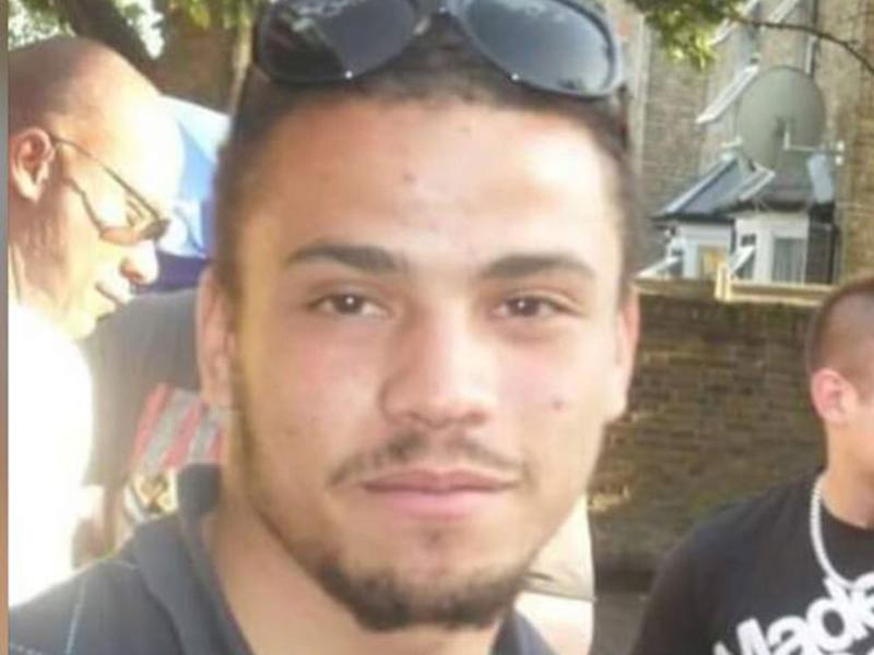 Jermaine Baker, 28, was killed by armed police in December 2015 after trying to spring an inmate from a prison van in London: Supplied