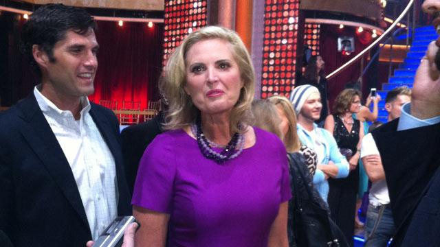 Ann Romney Says No to 'Dancing'