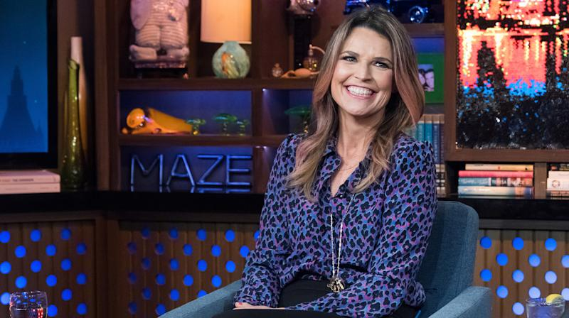 Savannah Guthrie's Daughter Is Getting Creative With Her Halloween Costume