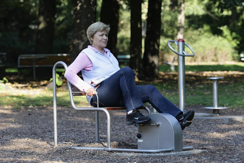 Active Lifestyle Counters Aging, Study Shows