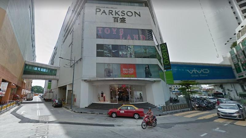 IUBIB proposes to acquire 1st Avenue Mall in George Town at RM153 million. — Picture courtesy of Google Maps