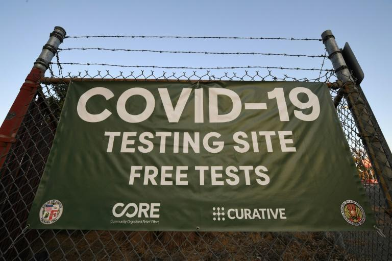 California became the second state in United States to surpass one million coronavirus infections