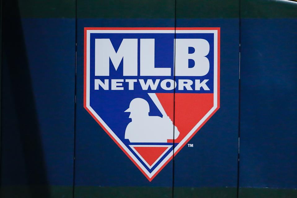 MLB Network announces Statcast-driven and studio-centric live game broadcasts in effort to freshen up the baseball broadcasting landscape. (Photo by Kevin Abele/Icon Sportswire via Getty Images)