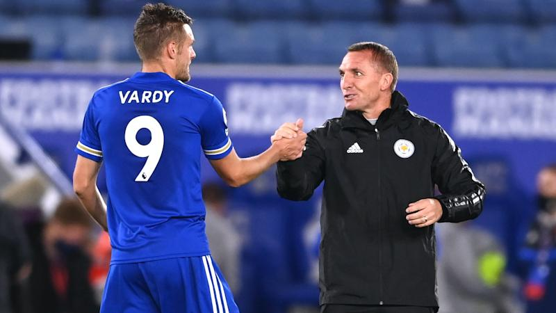 Brendan Rodgers urges Leicester not to get carried away