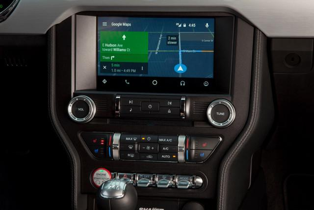android auto ok google ford sync and