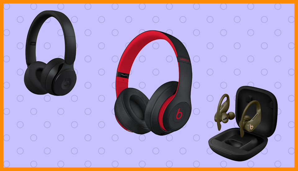 Grab the Beats pair you wanted, for up to $ 100 off.  (Photo: Amazon)
