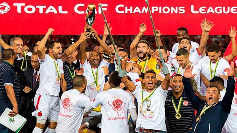 Caf: Friday & Saturday for Champions League, Sunday for Confederation Cup