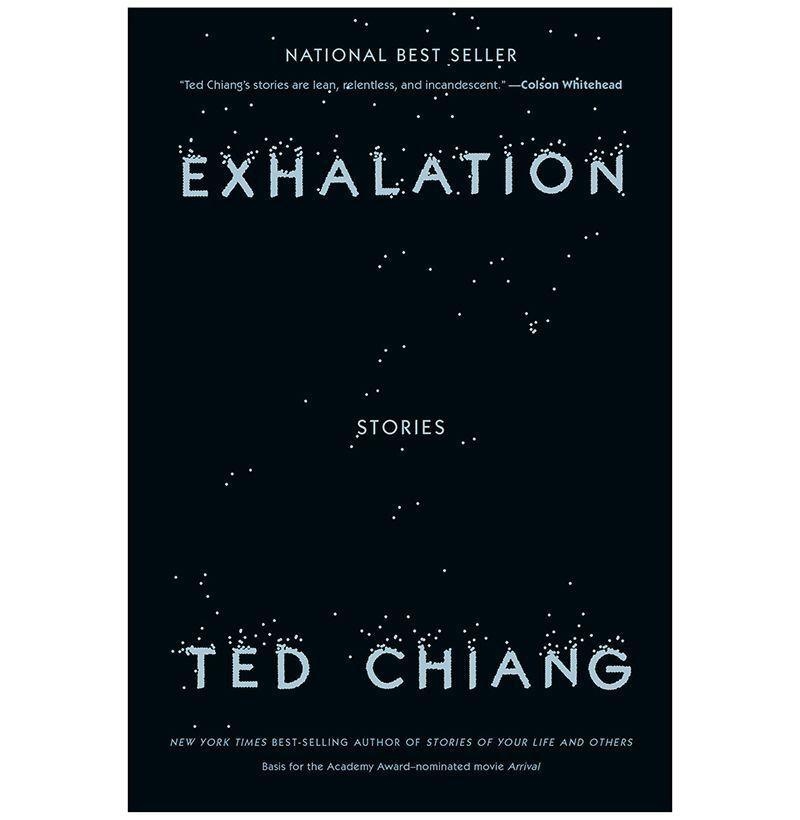 """<p><strong>By Ted Chiang</strong></p><p>amazon.com</p><p><strong>$16.29</strong></p><p><a href=""""https://www.amazon.com/dp/1101947888?tag=syn-yahoo-20&ascsubtag=%5Bartid%7C10054.g.22141607%5Bsrc%7Cyahoo-us"""" rel=""""nofollow noopener"""" target=""""_blank"""" data-ylk=""""slk:Buy"""" class=""""link rapid-noclick-resp"""">Buy</a></p><p>This collection of sci-fi stories—one of <a href=""""https://www.esquire.com/entertainment/books/g25446583/best-books-of-2019/"""" rel=""""nofollow noopener"""" target=""""_blank"""" data-ylk=""""slk:our"""" class=""""link rapid-noclick-resp"""">our</a> and <a href=""""https://www.esquire.com/entertainment/books/g28711238/barack-obama-summer-2019-reading-list-books/"""" rel=""""nofollow noopener"""" target=""""_blank"""" data-ylk=""""slk:Barack Obama's"""" class=""""link rapid-noclick-resp"""">Barack Obama's</a> favorite books—will change the way your boyfriend thinks about humanity and its place in the universe. Which might be a good thing.</p>"""