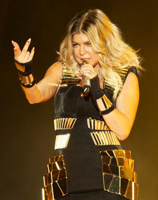 Black Eyed Peas Fergie Says Drugs Lead Her To 'Brilliance' And 'Disaster'