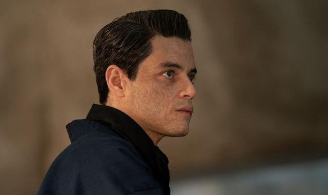 James Bond fans get glimpse into Rami Malek's 'unsettling' No Time To Die villain