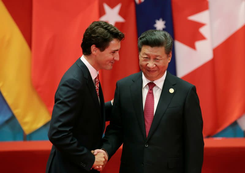 Canada not looking to impose China sanctions for now, seeks to avoid escalation
