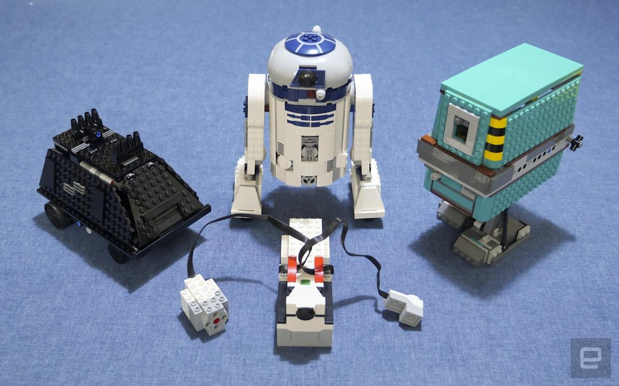 Lego Boost Droid Commander