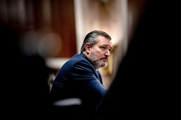 PHOTO: Senator Ted Cruz  attends a Senate Committee hearing on Capitol Hil., Sept. 24, 2020. (Reuters. FILE)