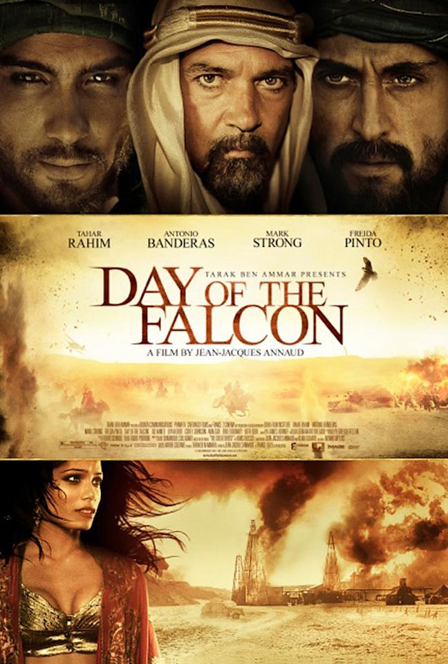 "Image Entertainment's ""Day of the Falcon"" - 2013"