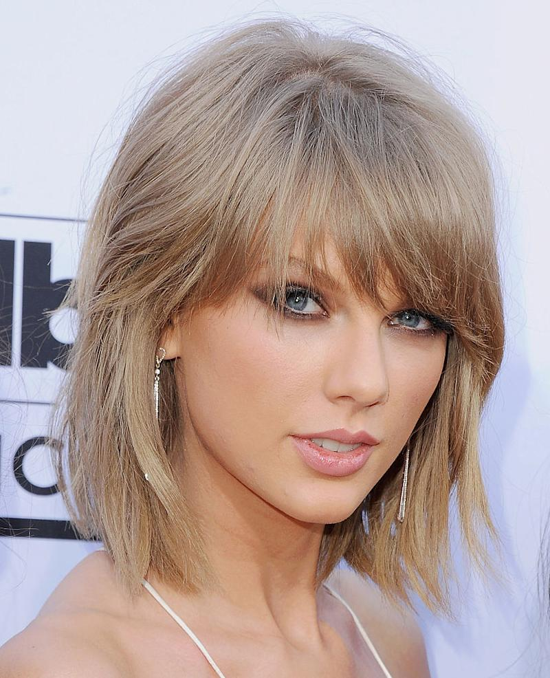 Taylor Swift Celeb Hairstyles