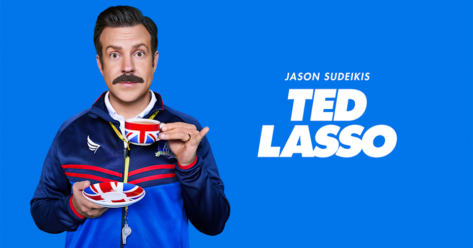 Ted Lasso.