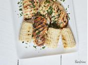 """<h2>23. Crispy Grilled Chicken</h2> <p>The secret to the crispiest chicken ever? Mayonnaise.</p> <p><a class=""""link rapid-noclick-resp"""" href=""""https://www.purewow.com/recipes/grilled-chicken-recipe"""" rel=""""nofollow noopener"""" target=""""_blank"""" data-ylk=""""slk:Get the recipe"""">Get the recipe</a></p>"""