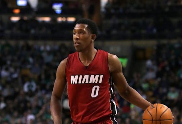 "<a class=""link rapid-noclick-resp"" href=""/nba/players/5500/"" data-ylk=""slk:Josh Richardson"">Josh Richardson</a> played 52 games for the Heat last season. (Getty)"