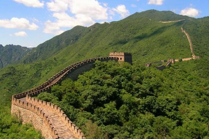 China Warns Tourists Against Climbing 'Wild Great Wall', Will Fine Those Who Defy Orders