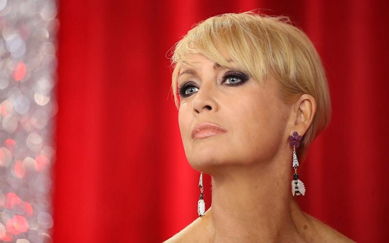 Lysette Anthony has told police Harvey Weinstein raped her - WireImage