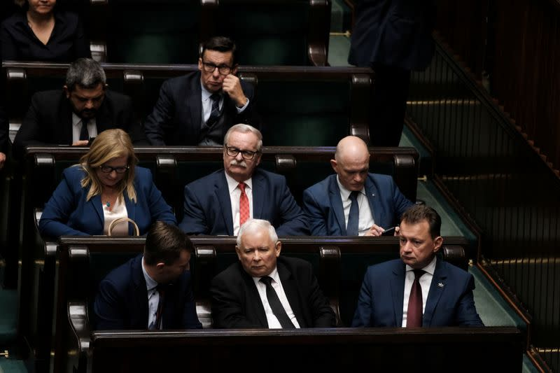 Poland's ruling party says coalition could collapse over animal rights bill