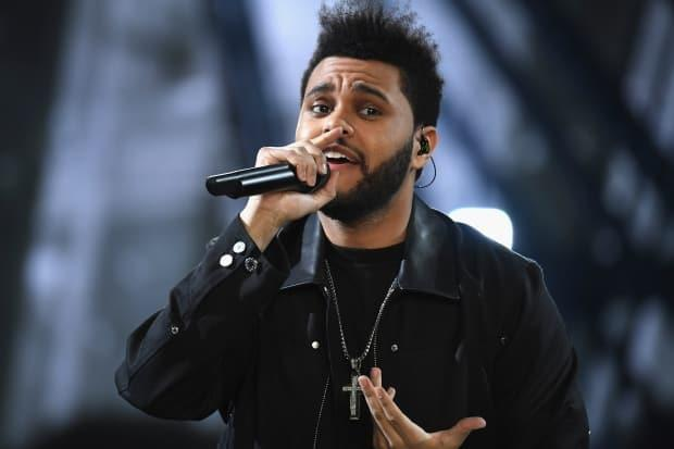 The Weeknd, pictured in 2016, won Artist of the Year and Album of the year at the 50th annual Juno Awards on Sunday. (Pascal Le Segretain/Getty Images - image credit)