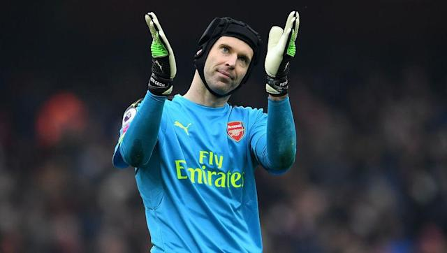 <p><strong>Number of saves this season: 78</strong></p> <br><p>Arsenal are reportedly in the market for a new keeper, with some suggesting that veteran Czech Republic goalie Petr Cech is now past it. </p> <br><p>However, the Chelsea legend's statistics speak for themselves, with the Gunners' continued presence within the top 6 partly down to Cech's inspired performances between the sticks. </p>