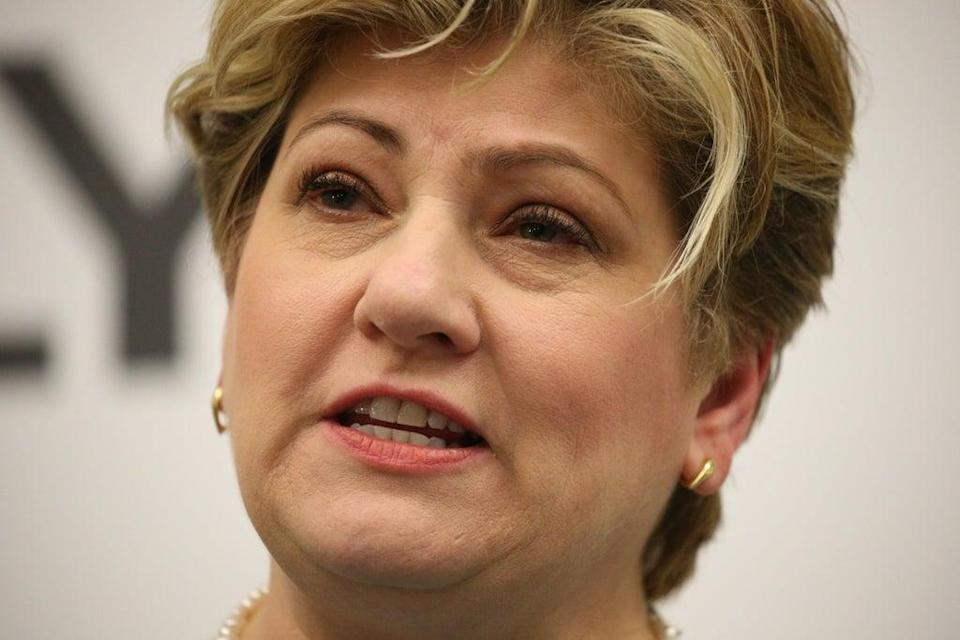 Emily Thornberry has warned that foreign forces trained in the UK could use their skills to commit human rights abuses (Jonathan Brady/PA) (PA Archive)