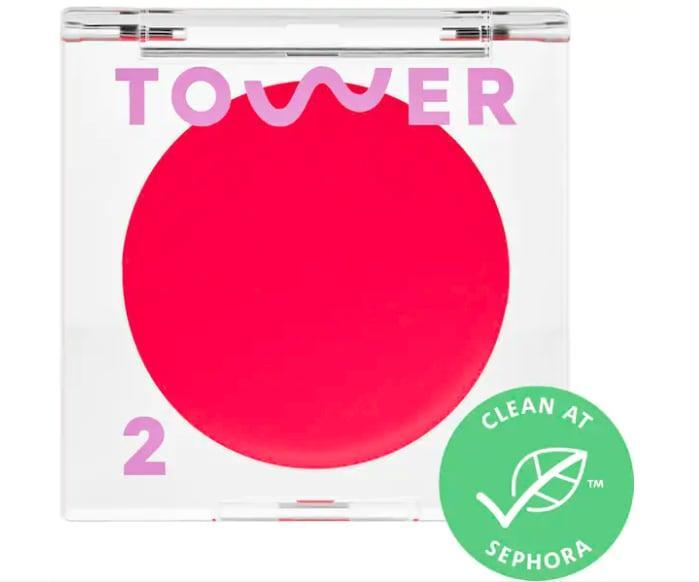 <p>The <span>Tower 28 Beauty BeachPlease Tinted Lip + Cheek Balm in Happy Hour</span> ($20) is a soft tinted balm that gives you glowing cheeks. For a monochromatic makeup look with this blush, add the color to your lips as well. </p>