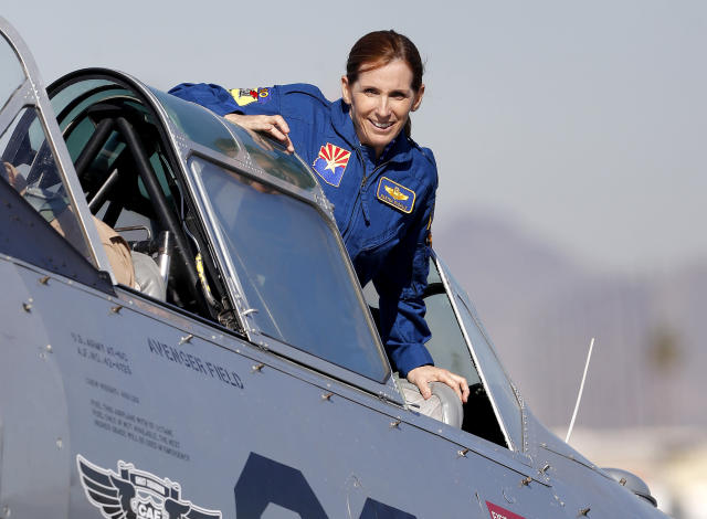 U.S. Rep. Martha McSally, R-Ariz. (Photo: Matt York/AP)
