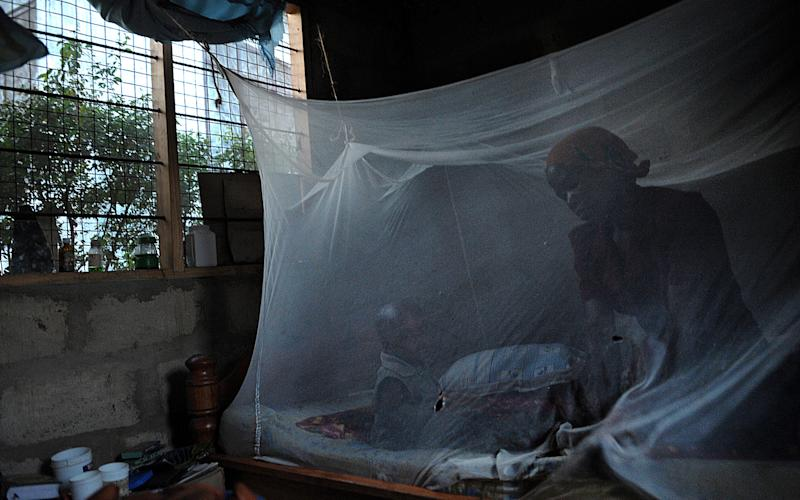 malaria - Credit: TONY KARUMBA/AFP/Getty Images