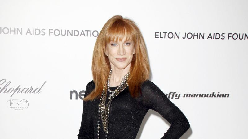 Kathy Griffin enlists famous friend to officiate wedding