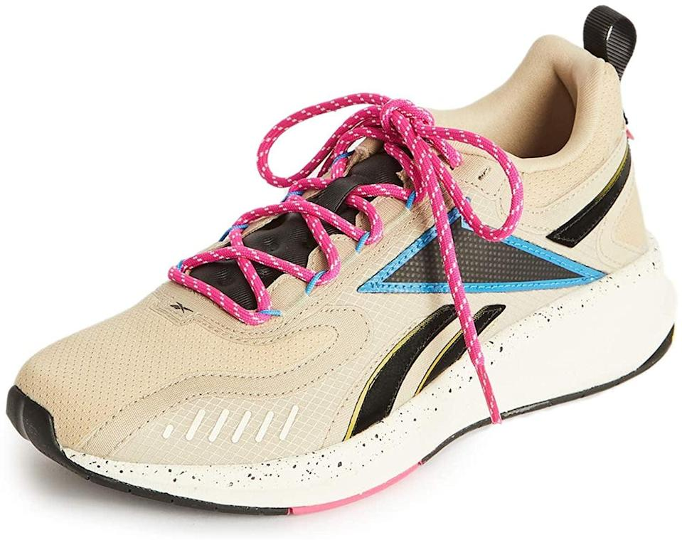 <p>These <span>Reebok Fusium Run 20 Shoes</span> ($60) are adorable and still functional.</p>