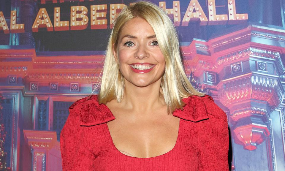 "Holly Willoughby continues to be one of TV's most popular presenters as 2019 saw her continue with her hosting duties on <em>This Morning</em>,<em> Dancing on Ice</em> and <em>Celebrity Juice</em>. Recently, the mother-of-three has <a href=""https://uk.news.yahoo.com/holly-willoughby-gets-emotional-discussing-working-with-phillip-schofield-063442677.html"">defended her co-star Phillip Schofield</a> as rumours of rifts between him and other ITV stars behind-the-scenes emerged. (Keith Mayhew/Echoes Wire/Barcroft Media via Getty Images)"