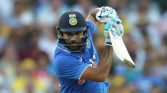 India's Rohit Sharma was in sensational form against Sri Lanka but insists he did not have his eyes on making more history.