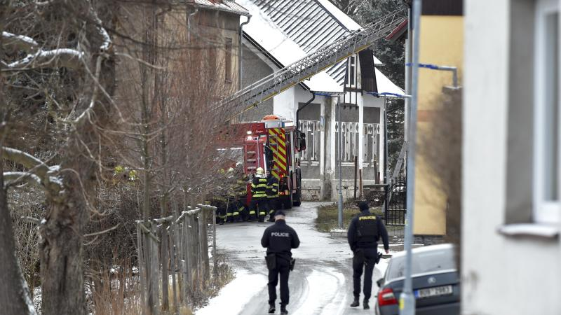 Eight killed in fire at Czech mental health facility