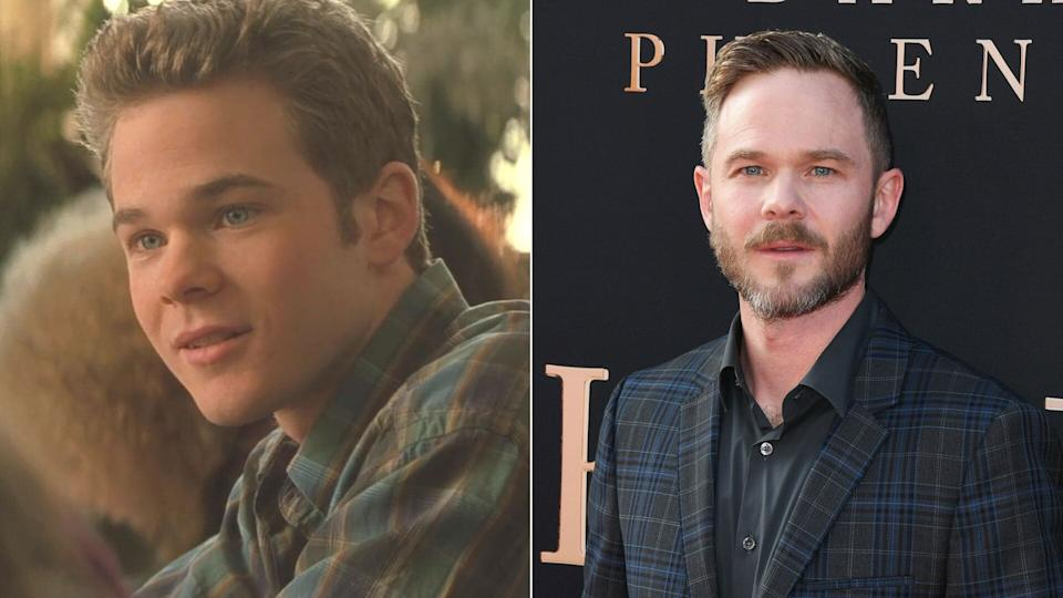 Shawn Ashmore - Bobby Drake/Iceman - pictured in <i>X-Men</i> and at the US premiere of Dark Phoenix</i>.