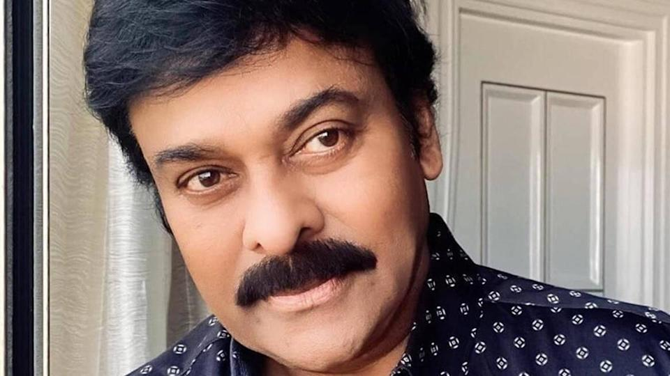 Chiranjeevi tests positive for COVID-19; quarantined at home