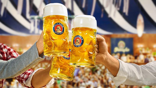 Oktoberfest in Singapore: Celebrate Oktoberfest with Beer and Food Favourites from Germany