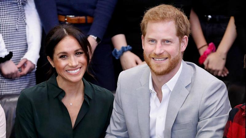 Prince Harry and Meghan Markle's Son Archie Acknowledged in Queen Elizabeth's Christmas Message