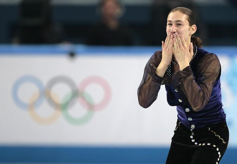 Brown of US in contention for Olympic bronze medal