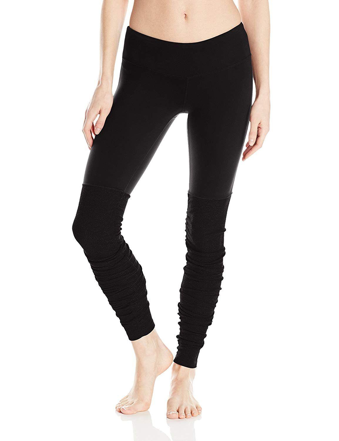 """<h3><a href=""""https://www.amazon.com/Alo-Yoga-Goddess-Legging-heather/dp/B00GM476RS"""" rel=""""nofollow noopener"""" target=""""_blank"""" data-ylk=""""slk:Alo Yoga Goddess Ribbed Legging"""" class=""""link rapid-noclick-resp"""">Alo Yoga Goddess Ribbed Legging</a></h3> <p>4.4 out of 5 stars and 277 reviews</p> <p><strong>Promising Review:</strong> For yogis, or those with an upcoming long haul flight, these just might be the pair for you. <a href=""""https://www.amazon.com/gp/customer-reviews/R3FA84JQ3KXQYP"""" rel=""""nofollow noopener"""" target=""""_blank"""" data-ylk=""""slk:Gina"""" class=""""link rapid-noclick-resp"""">Gina</a> writes, """"I practice Ashtanga yoga and """"vinyasa"""" yoga, usually unheated or only very slightly heated, so I am often cold at the beginning of practice and would like something to cover my feet without full on wearing socks. These are my new favorite pair of leggings. ...I am not the type to wear yoga leggings unless I am doing yoga or some other physical activity, but I do like to wear them if I am on long haul flights. I wore these on 14 hour international flights and have no regrets. They kept me warm and comfortable on the plane...""""</p> <br> <br> <strong>Alo Yoga</strong> Goddess Ribbed Legging, $80.16, available at <a href=""""https://www.amazon.com/Alo-Yoga-Goddess-Legging-heather/dp/B00GM476RS"""" rel=""""nofollow noopener"""" target=""""_blank"""" data-ylk=""""slk:Amazon"""" class=""""link rapid-noclick-resp"""">Amazon</a>"""