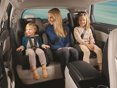 Baby JoggerR Expands Car Seat Line With Introduction Of The City ViewTM Space Saving