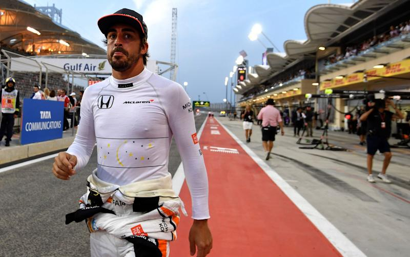 Fernando Alonso - Credit: afp