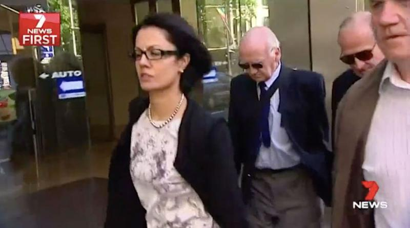 Egan was the subject of more complaints than the three he was convicted for. Source: 7 News