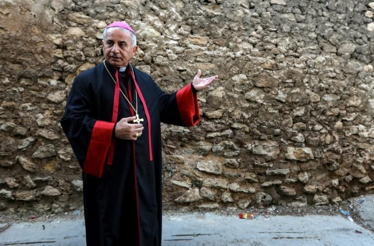 Michaeel wants to show the pope the beauty of Iraq's patchwork of minorities