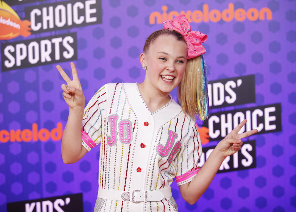 JoJo Siwa shared an Instagram video about her sexuality on Jan. 23. (Photo: REUTERS/Danny Moloshok)